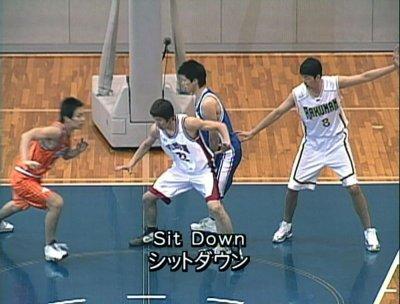 画像3: バスケットボールメソッド2 VOL.3 マンツーマンディフェンス2