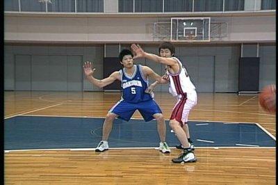 画像1: バスケットボールメソッド2 VOL.3 マンツーマンディフェンス2