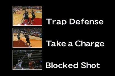 画像1: バスケットボールメソッド2 VOL.4 トラップディフェンス