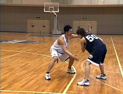 画像2: バスケットボールメソッド2 VOL.2 マンツーマンディフェンス1