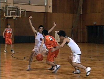 画像2: バスケットボールメソッド2 VOL.4 トラップディフェンス