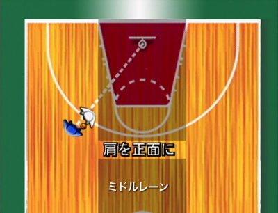 画像1: バスケットボールメソッド2 VOL.2 マンツーマンディフェンス1