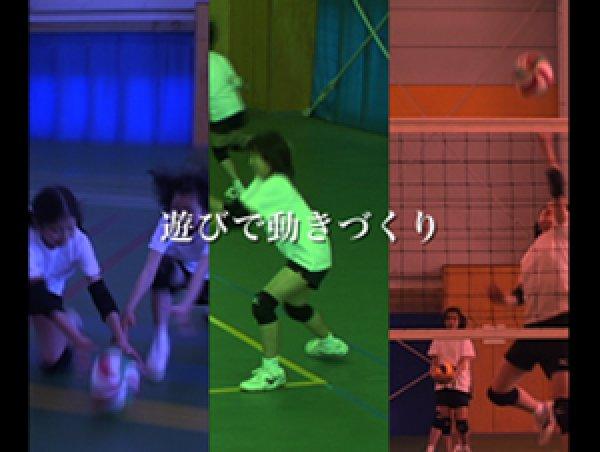 画像1: 監修 日本バレーボール学会 Enjoy Volleyball VOL.1 (1)
